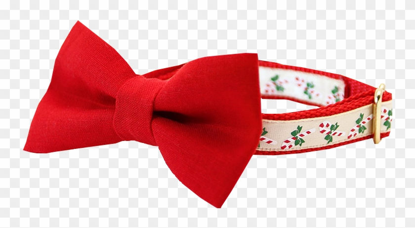 view larger christmas bow tie transparent
