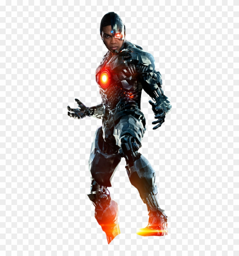 Png Cyborg - Justice League Cyborg Png #322459
