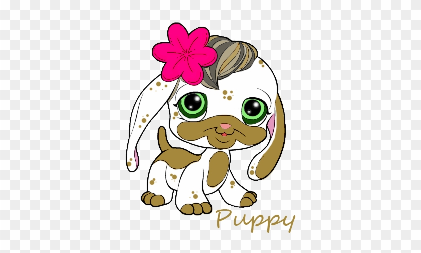 Littlest Pet Shop Puppy By Rayayakuza Littlest Pet Shop Coloring