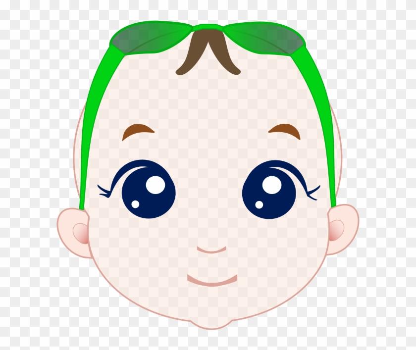 Infant Child Clip Art - Infant Child Clip Art #324003