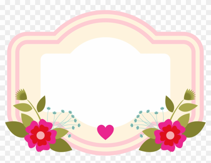 Frame Floral Em Png Para Baixar - Frame Floral Png - Free ...