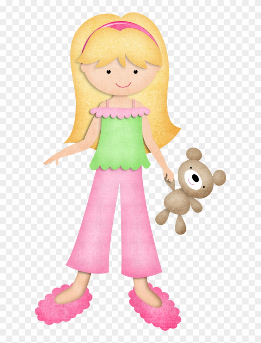 Free Microsoft Clipart: Girl Combing Hair Free Clipart