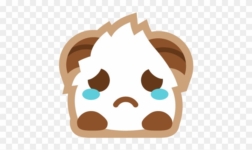 Poro Is Sad - League Of Legends Emoji #324541
