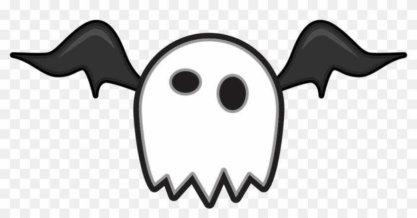 Cartoon Ghost Monster - Cute Cartoon Monsters #324611