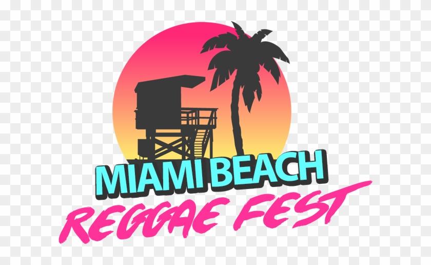 Trovato Su Google Da Miamibeachreggaefest Miami Beach Logo Png Free Transparent Png Clipart Images Download
