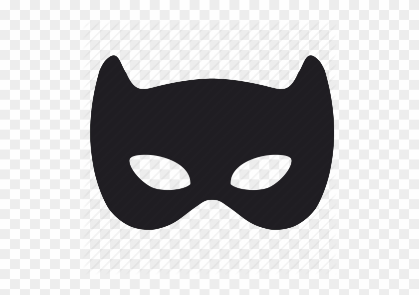 Bat Batman Face Half Mask Skin Woman Icon Icon Super Hero Mask Svg Free Transparent Png Clipart Images Download