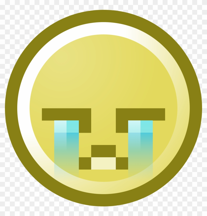Crying Smiley Face Clipart Sad Face Emoji Moving Free