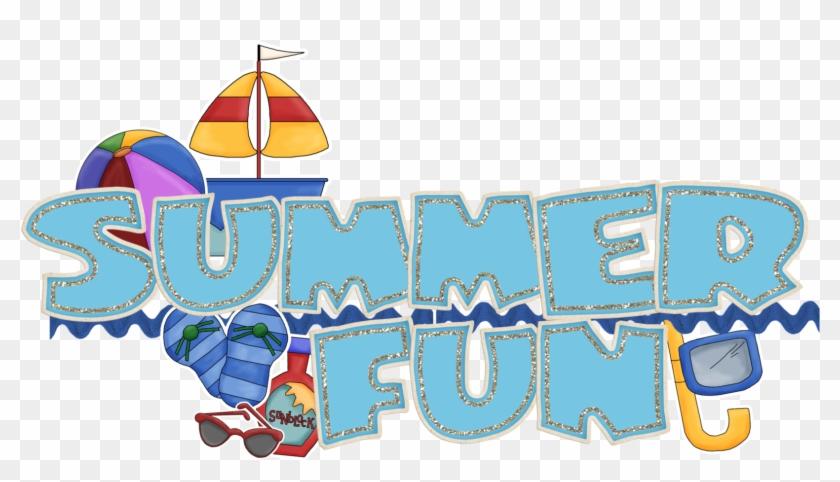 Sweet Clip Art Vacation Medium Size - Summer Fun Png #325902