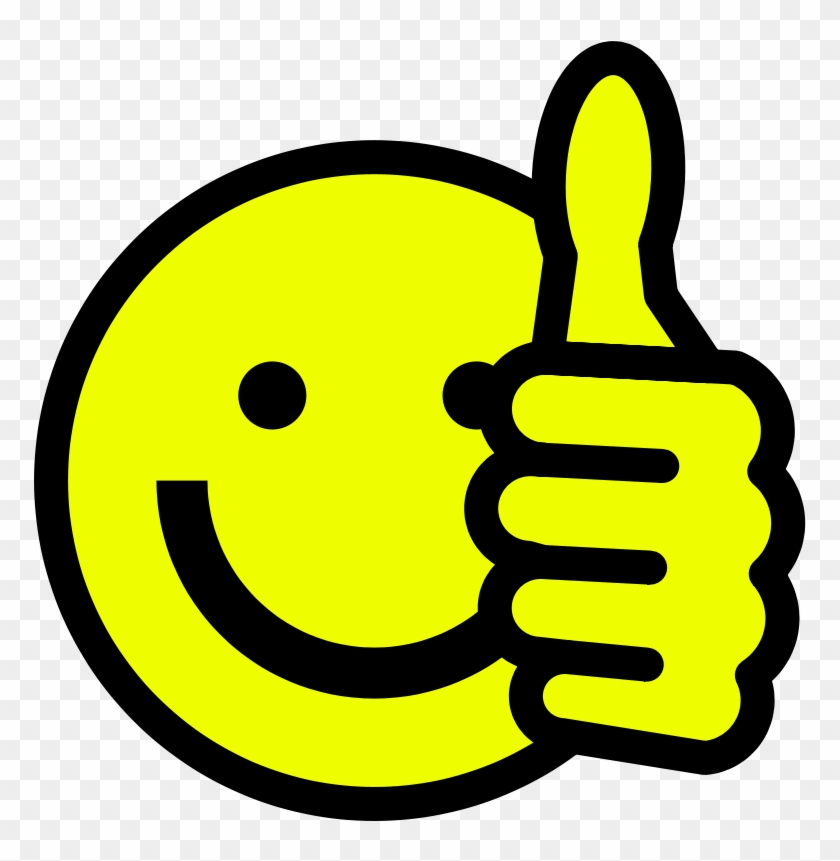 Smiley Face Clip Art Thumbs Up Free Clipart Images - Thumbs Down Clip Art #326020