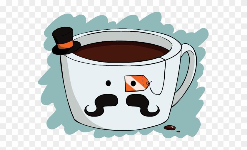 Tophat Teacup - Cup Of Tea Comic #326222