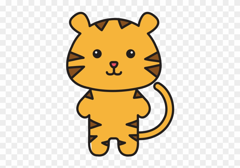 Stuffed Animal Tiger Character Tiger Free Transparent Png Clipart Images Download