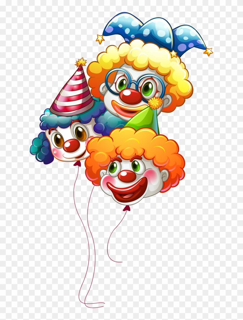 Clown Birthday Card Elegant Clown Balloons Clipart Livre De Coloriage Clowns 1 Free Transparent Png Clipart Images Download