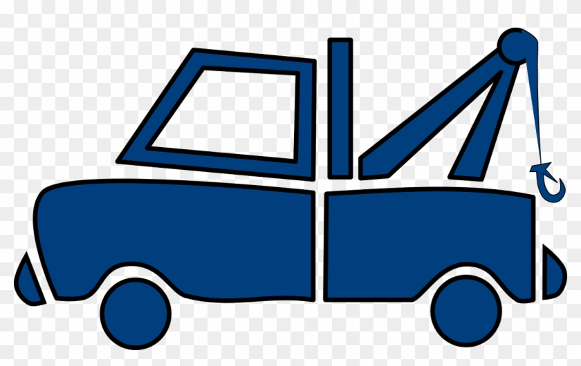 Urgent Roadside Towing And Repair Services - Tow Truck Clip Art #326483