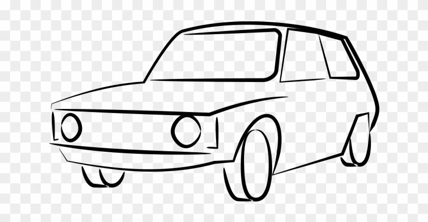 Siluetlancercb0 Free Sylwetka Fso Syrena 110 - Kreslené Auto #326562