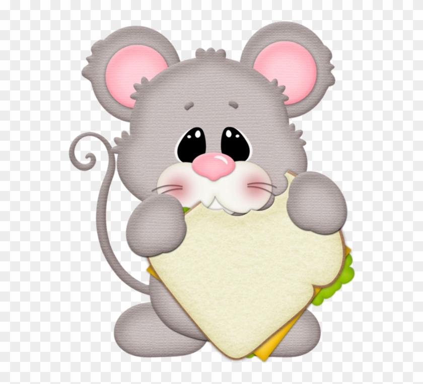 День милиции, картинка с мышками на уроке