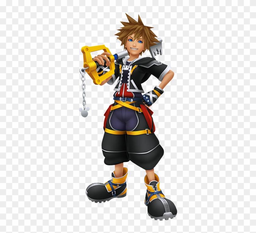 Sora - Sora Kingdom Hearts 2 #326875