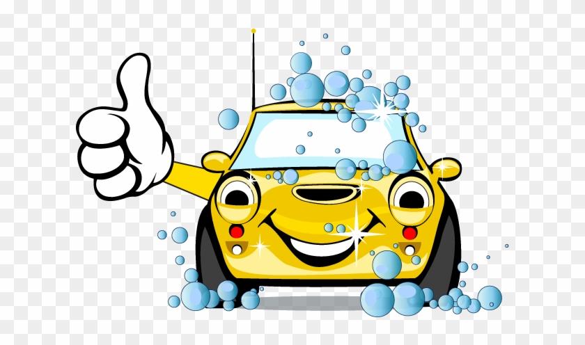 Prestige Car Wash Get Your Shine On - Yellow Car Wash Clip Art #326928