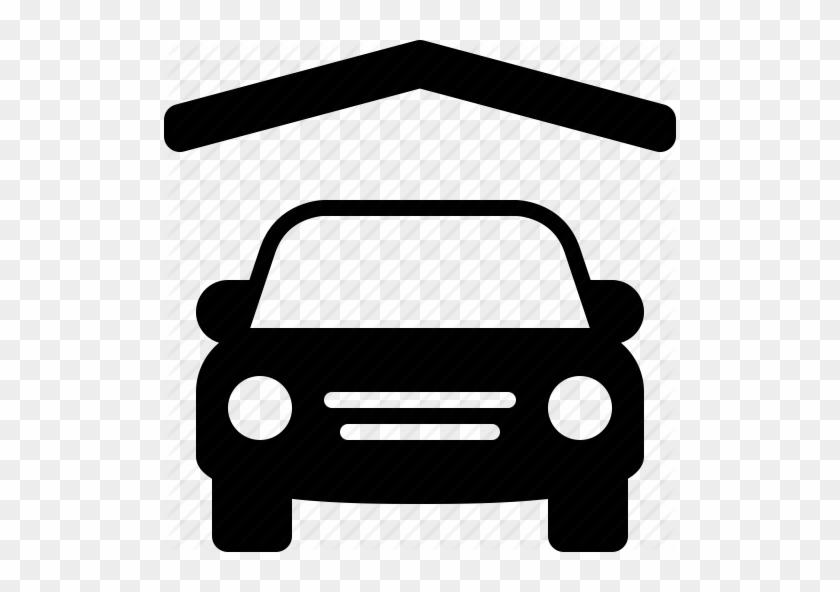 Car Parking Lot Png Transparent Car Parking Lot - Police Car Png Icons #327006