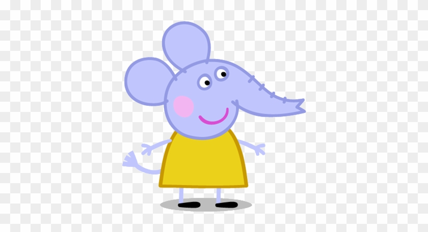 Emily Elephant Emily Elephant Peppa Pig Free Transparent Png Clipart Images Download All our images are transparent and free for. emily elephant peppa pig