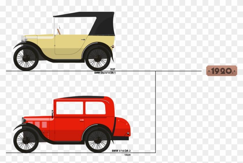 Antique Car #327207