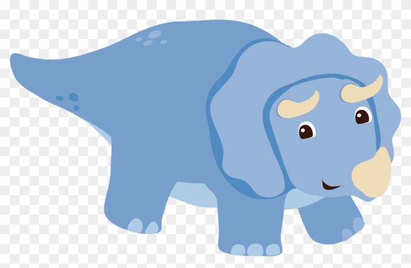 African Elephant Indian Elephant Blue - African Elephant Indian Elephant Blue #327312