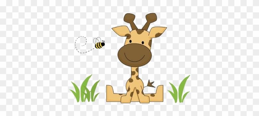 Cute Giraffe Giraffe Images - Baby Giraffe Clip Art #327516