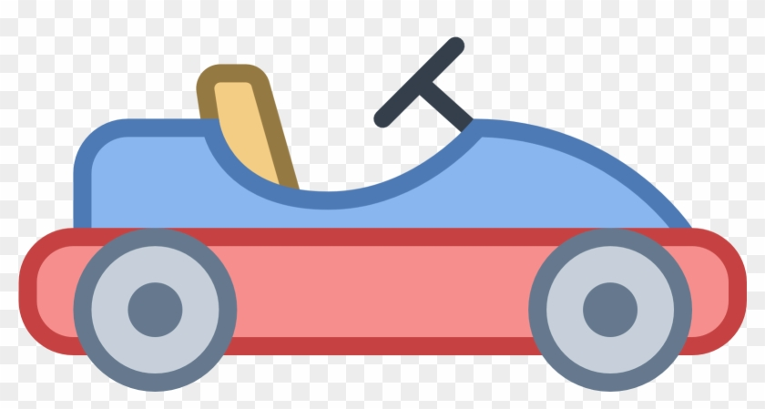 Go Kart Icon - Go Kart Clip Art #327552