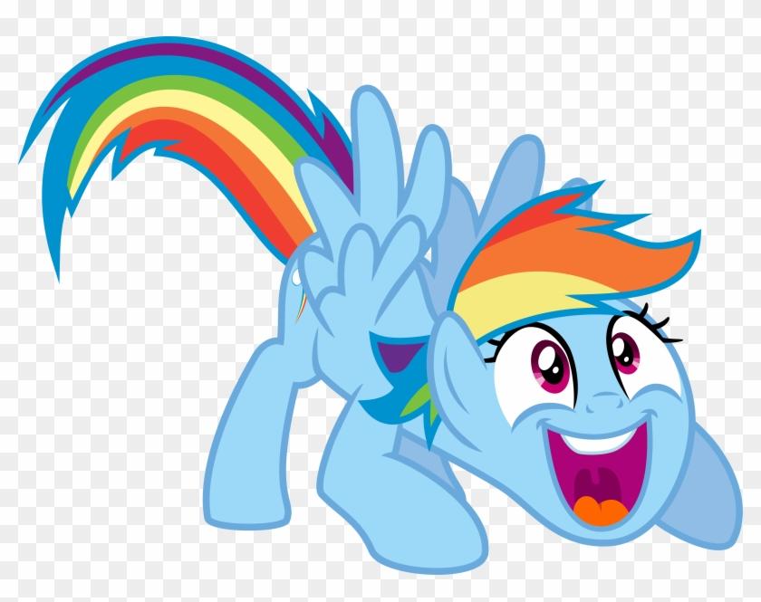 Rainbow Dash Wow By Jeatz-axl - My Little Pony Png #327688