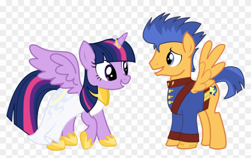My Little Pony Twilight Sparkle And Flash Sentry Kids Mlp Flash X