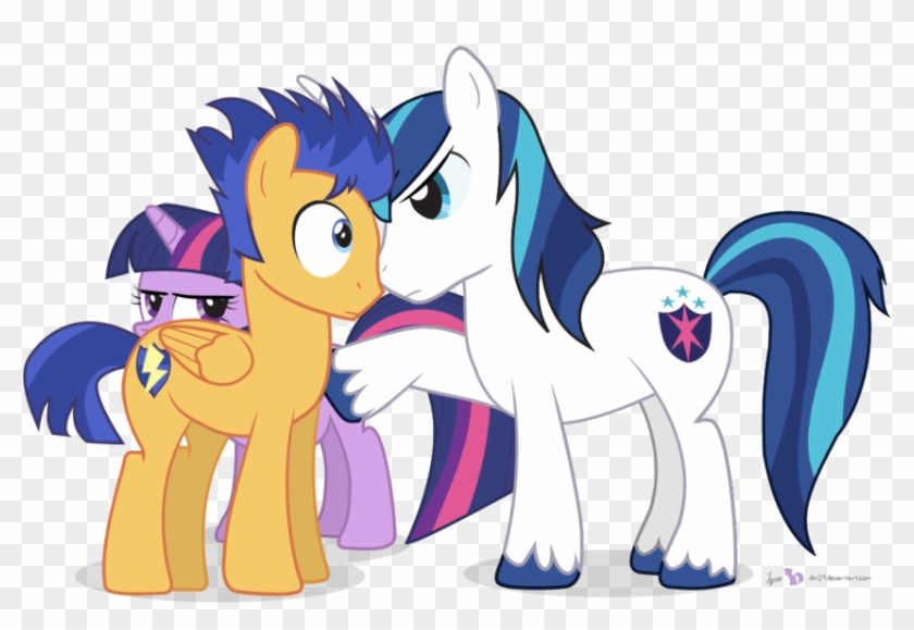 My Little Pony Twilight Sparkle And Flash Sentry Mating Flash