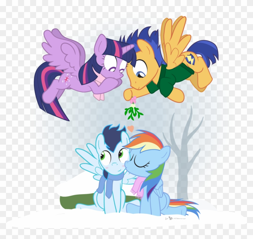 Twilight And Flash Sentry Twilight Sparkle Y Soarin Free