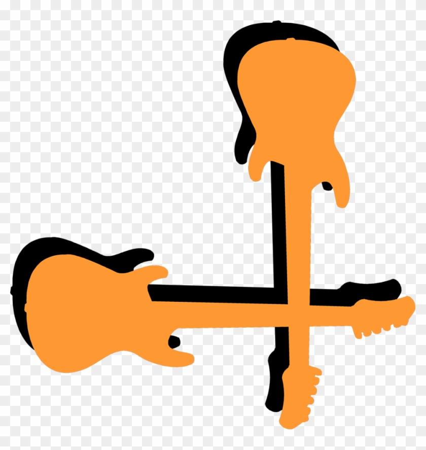 Illustration Of A Lower Right Frame Corner Of Orange - Illustration #328469
