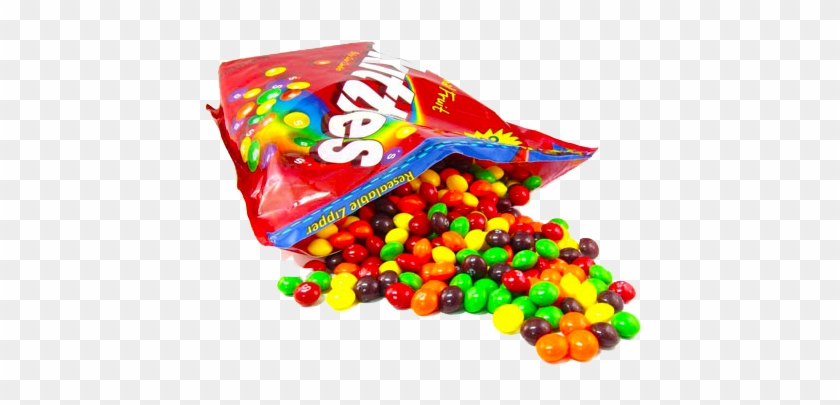 Have You Ever Eaten Skittles You Know The Candy With - Skittles Bite Size Candies, Original - 54 Oz #328616