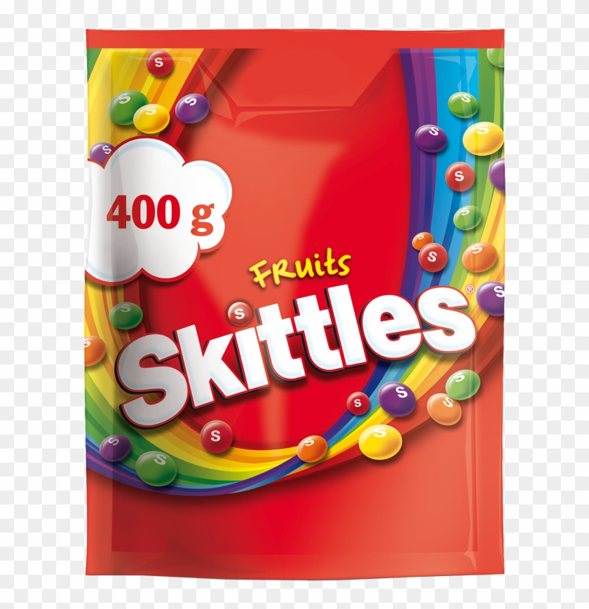 Skittles Fruits Pouch - Jelly Belly Assorted 10 Flavors 30gr #328633