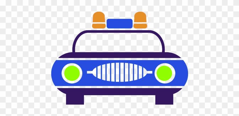 Car Clip Art - Police Car #328661