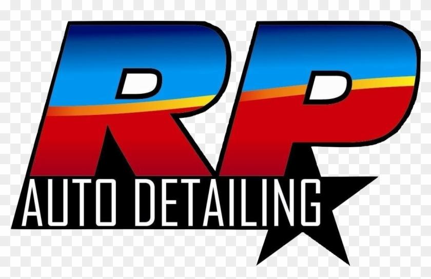Rp Auto Detailing Logo - Auto Detailing #328719