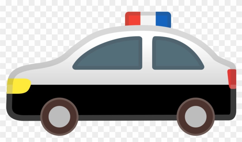 Google - Police Car Emoji #328755