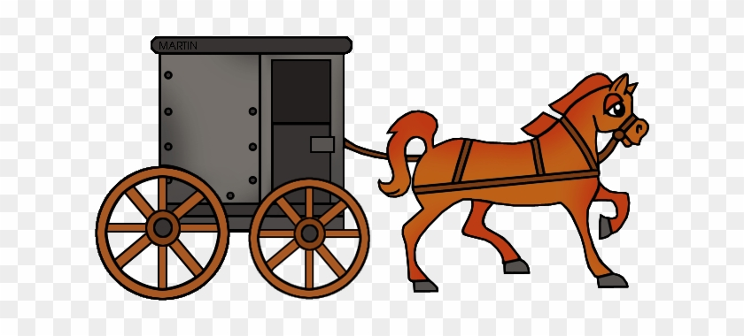 Horse And Buggy Horse And Buggy Clipart Free Transparent Png