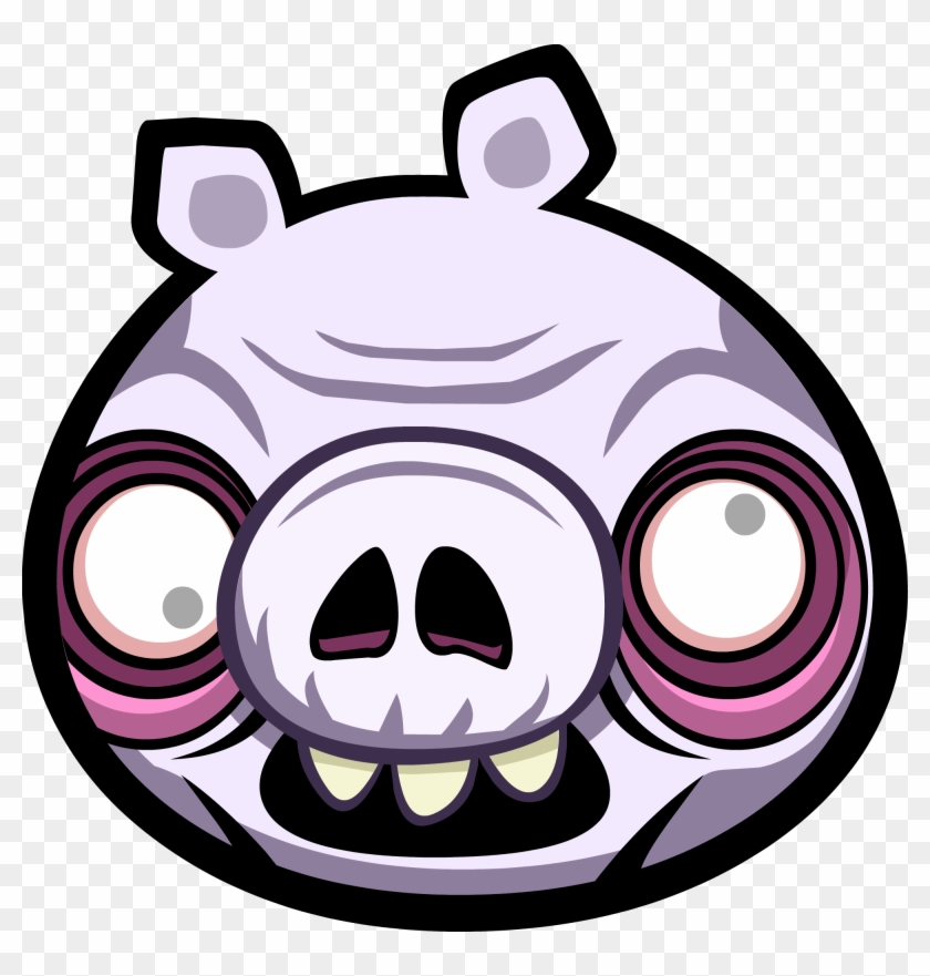 Image Zombie Pig Png Angry Birds Wiki Fandom Powered Angry Birds Halloween Pigs Free Transparent Png Clipart Images Download