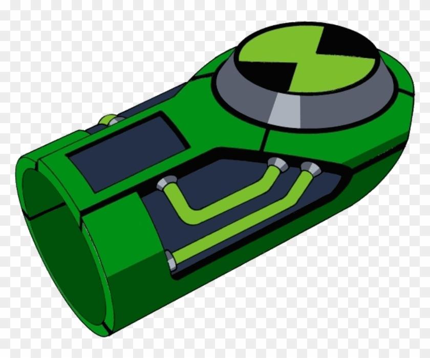 The X Database - Ben 10 Ultimate Alien Omnitrix - Free