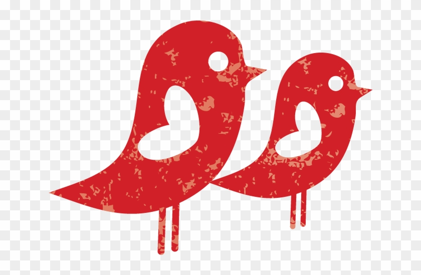 Red Birds Vector - Vector Graphics - Free Transparent PNG