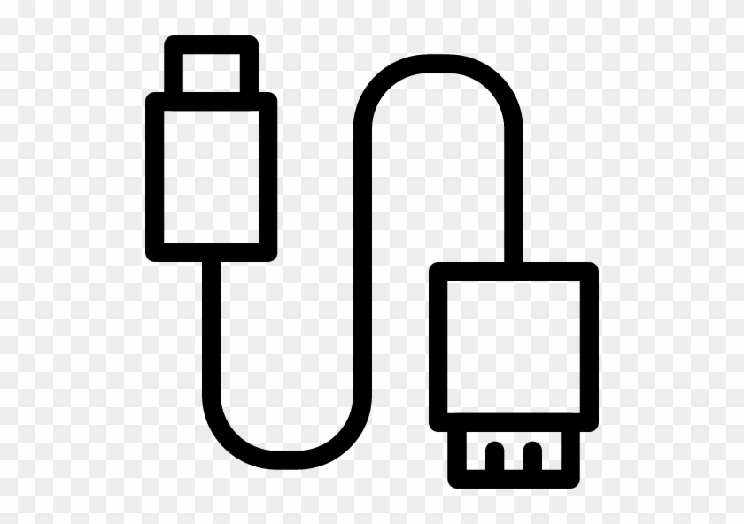 Usb Cable Icon - Usb Cable Icon Png #329002