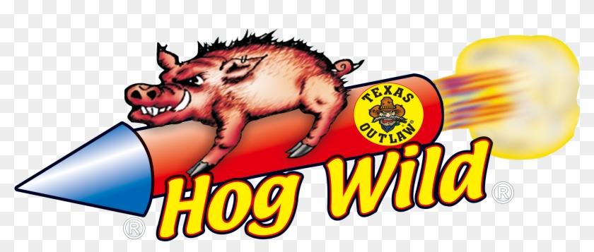 Hog Wild Fireworks Logo - Texas Outlaw Fireworks #329246