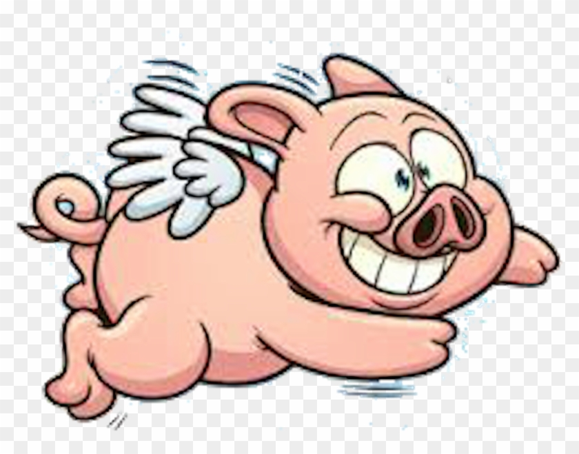 Flappy Pig Adventure - Fly Pig Icon Png #329339