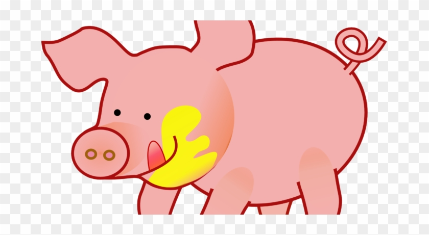 Free Pig Clipart - Printable Pig Coloring Pages Free #329644
