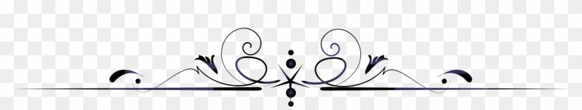 Divider2 - Decorative Line Dividers #329726
