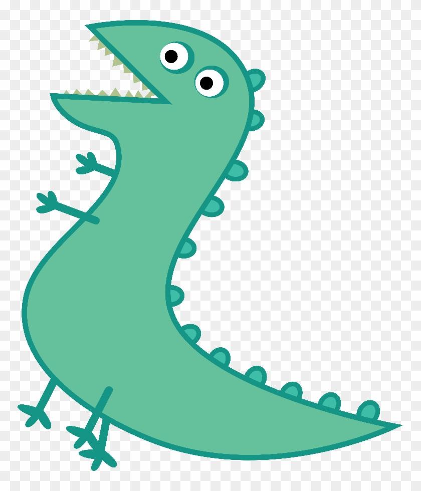 Peppa Pig Tv Show - George Pig Dinosaur #329749