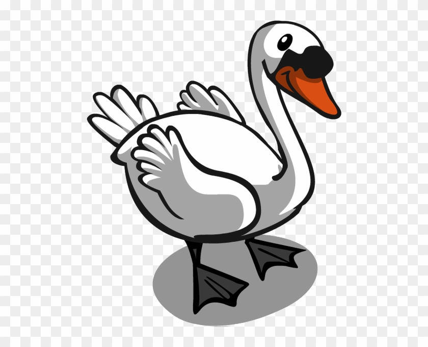 Png Library Stock Free Swan Clipart - Swan Clipart, Transparent Png -  750x419(#2625927) - PngFind