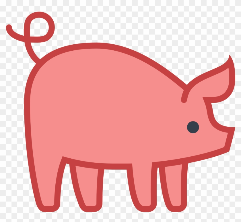 Pig Icon Free Download At - Pig Icon #330109