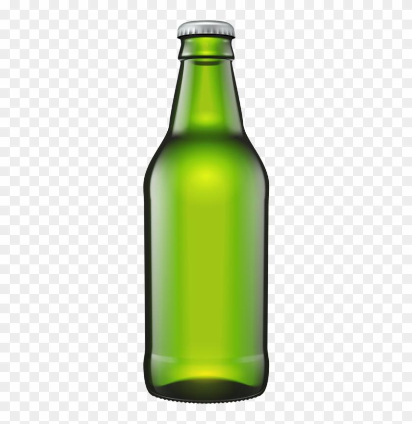 Digi Stamps - Free Beer Bottle Clipart #330340